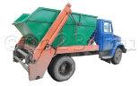 Бункер для мусора 8 м3 3/3 мм